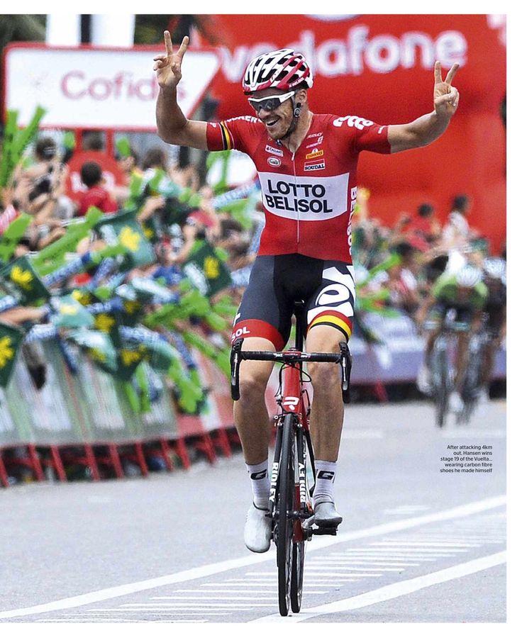 Adam Hansen ProCycling magazine