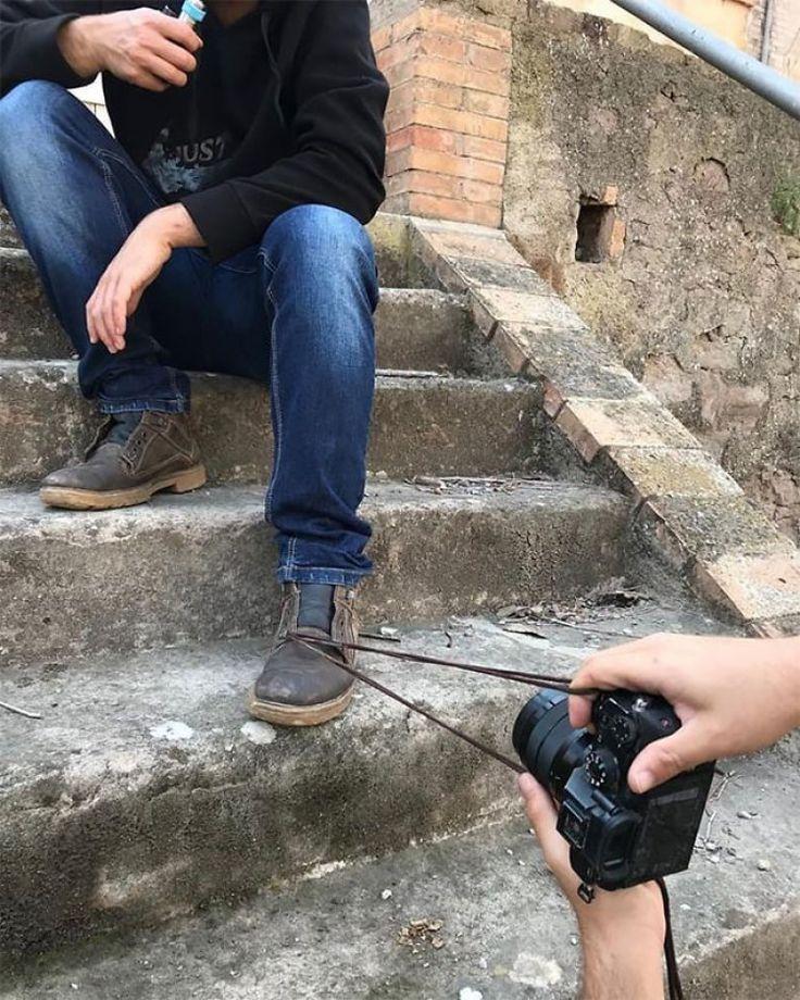 Необычные способы фотосъемки