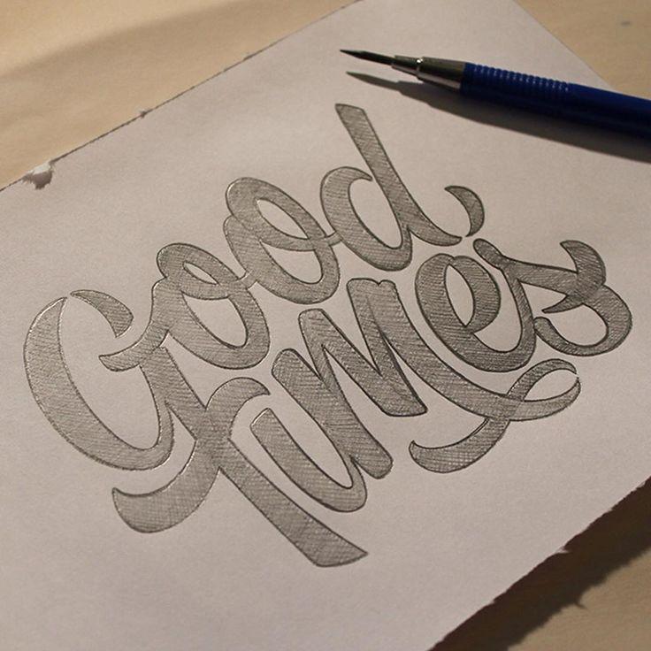 More digging through old sketchbooks. More old logo drafts.