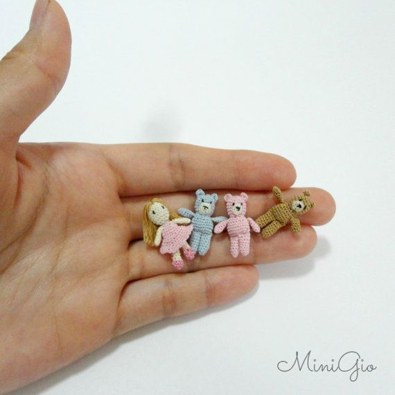 220 Best Images About ♡ Micro Crochet ♡ On Pinterest