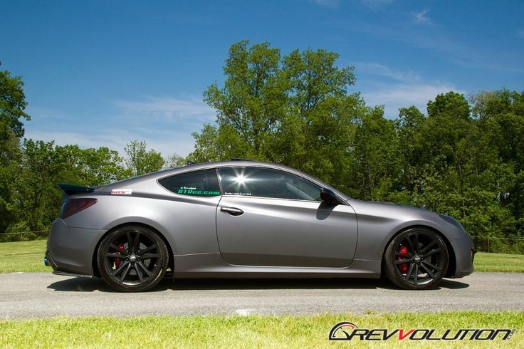 Dexgc13's Modified 2010 Hyundai Genesis Coupe 3.8 Track | Car ...