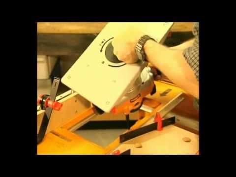 Triton Percision Router Table Demonstration - YouTube