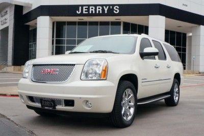 2014 GMC Yukon XL AWD 1500 Denali #GMC #Yukon #SUV #Denali #ForSale #New | #Weatherford #FortWorth #Arlington #Abilene #Jerrys