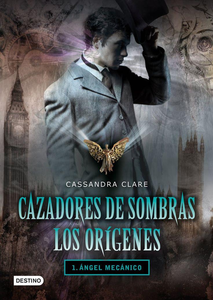 Cazadores de Sombras, los orígenes - Ángel mecánico - http://todoepub.es/book/cazadores-de-sombras-los-origenes-angel-mecanico/