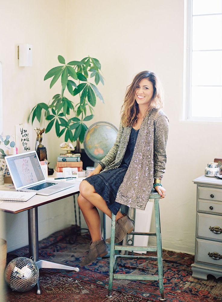 The Top 10 Everygirl Career Profiles of 2014: Ali Nelson, Owner of Ali Makes Things + Co-Founder of Kindred #career #theeverygirl