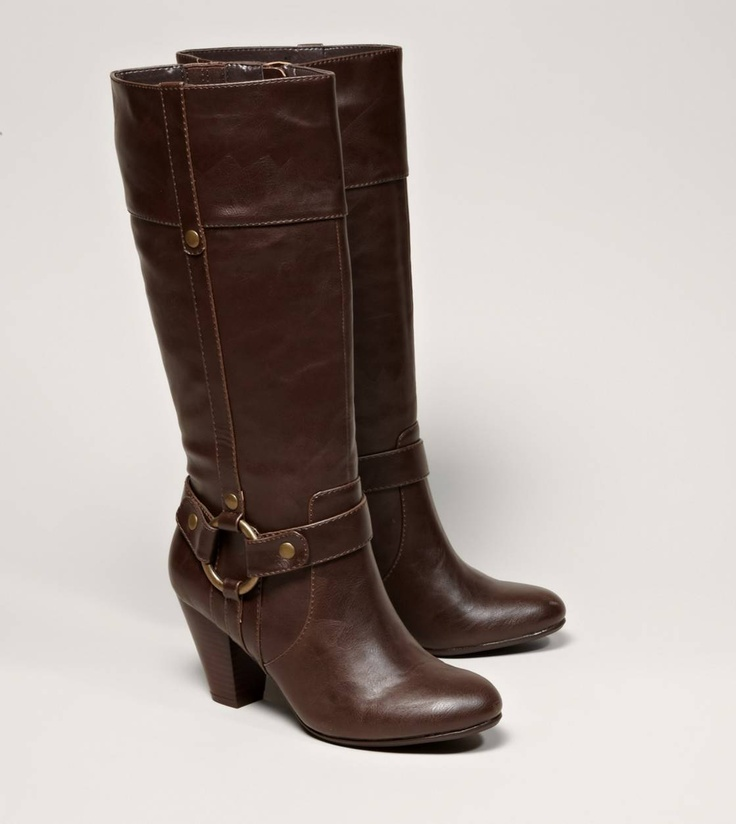 AEO Buckled Tall Boot