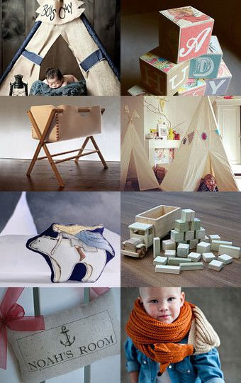 It's babies's world... by Vicky on Etsy--Pinned with TreasuryPin.com