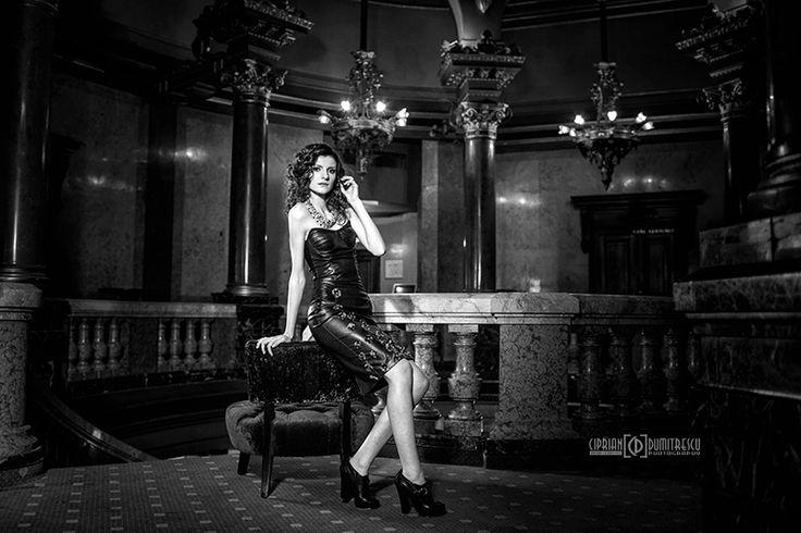 Sedinta fashion - Casa Vernescu - Ciprian Dumitrescu - fotograf profesionist