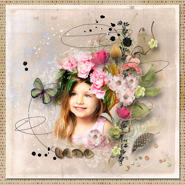 """NEW*NEW*NEW  """"Harmony Collection"""" by et designs  http://www.thedigichick.com/shop/Harmony-Collection.html  save 65%  photo Evelina Pentcheva use with permission"""