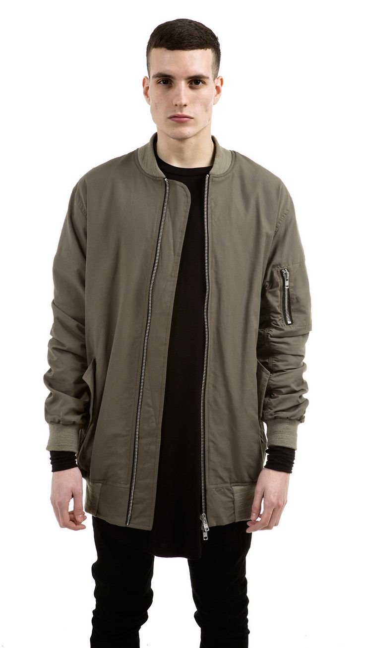 Mens Fashion Summer Jackets