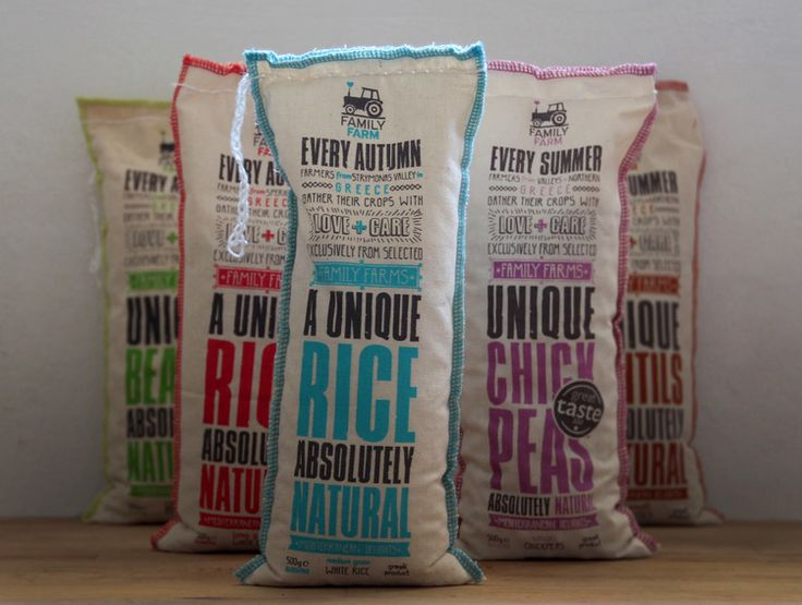 Family Farm Pulses — The Dieline
