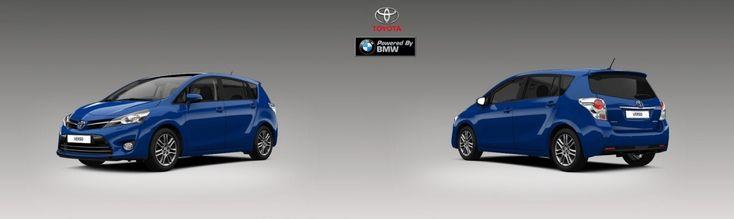 Toyota Verso 1.6 L D-4D 2014 : Avec un moteur BMW dedans