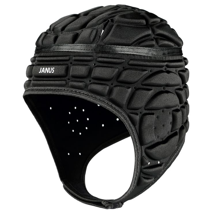 ==> [Free Shipping] Buy Best Men's Professional Football Soccer Goalkeeper Helmet Rugby young Cap Head guard Black Red Goalie Roller Hat Head Protector JA158 Online with LOWEST Price | 32821091912