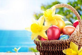 Pasqua in riva al mare...