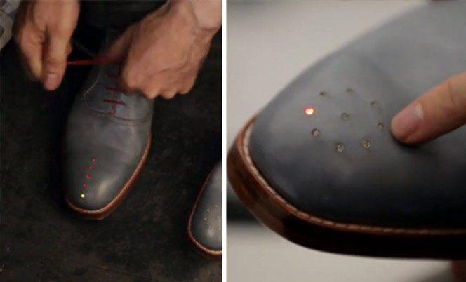 """O designer/inventor Dominic Wilcox, acaba de dar uma função a mais para os sapatos. Convidado para participar do Projeto Global Footprint, Wilcox, ao invés de criar um novo design de sapatos, ele preferiu desenvolver uma nova tecnologia para os pés. Inspirado no personagem Dorothy do filme Mágico de Oz, seu projeto de sapatos chamado """"No Place Like Home"""" pode guiar qualquer pessoa em qualquer lugar do mundo para casa ou para outro destino que quiser.O designer colocou um sistema GPS dentro…"""