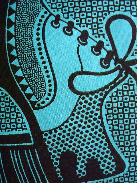 Printmakingblack Ink On Colored Paper