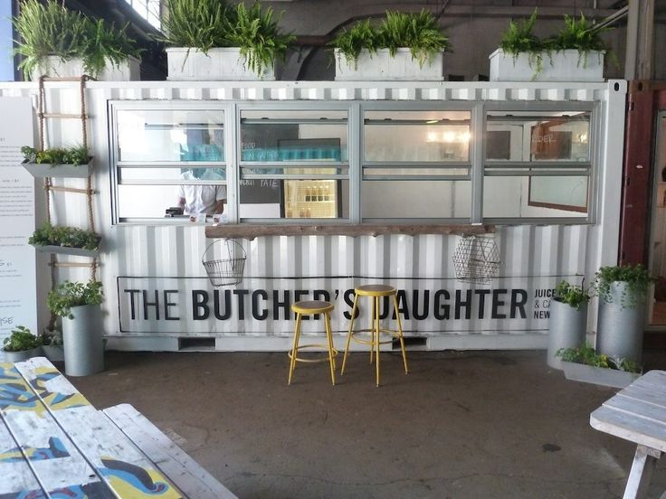 Fletcher's Barbecue, Butcher's Daughter Open at Pier 57 - Opening Report - Eater NY