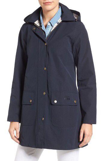raincoat // barbour
