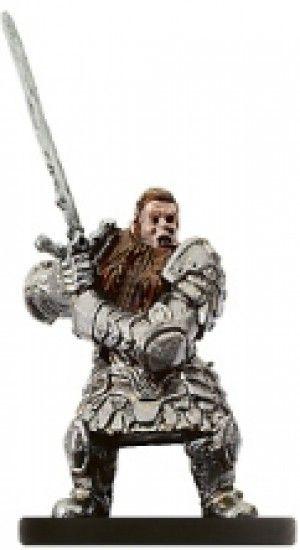 D&D Miniatures Night Below: 03/60 Champion of Dol Dorn