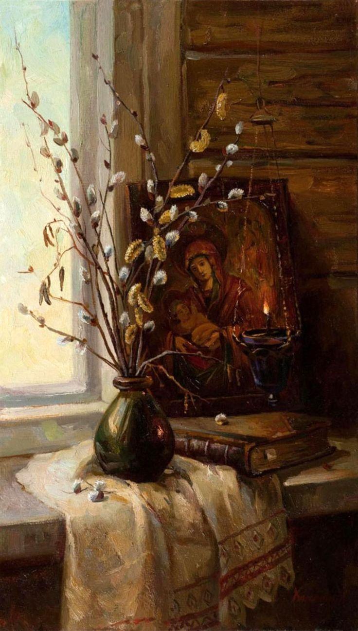 Михаил Алексеевич Калинин-Ностальгия. (Michail Kalinin - Nostalgia)