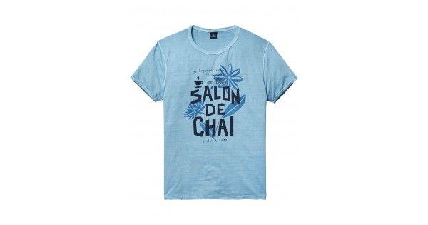 T-shirt λαιμόκοψη Scotch & Soda. Σύνθεση 100% cotton. e-funky.gr