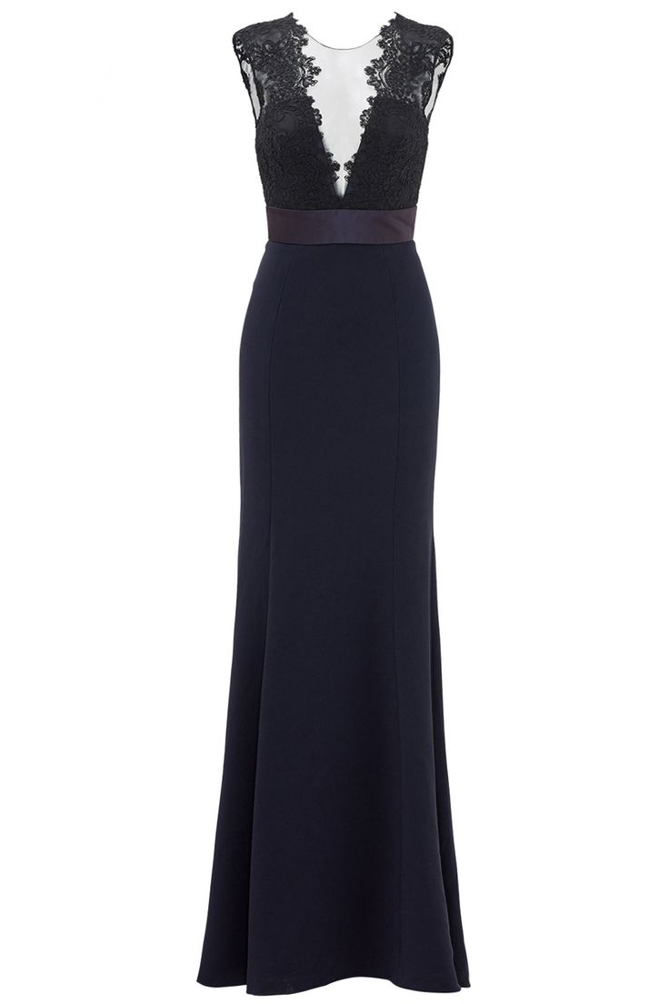 Best 25 gowns for rent ideas on pinterest zac posen rent rent deep midnight gown by theia for 185 only at rent the runway ombrellifo Gallery