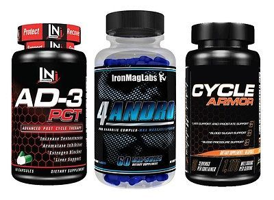 Protein Shakes and Bodybuilding: Iron Mag Labs 4-Andro Complete Cycle Stack. Iml, Supplements, Bodybuilding -> BUY IT NOW ONLY: $57.95 on eBay!