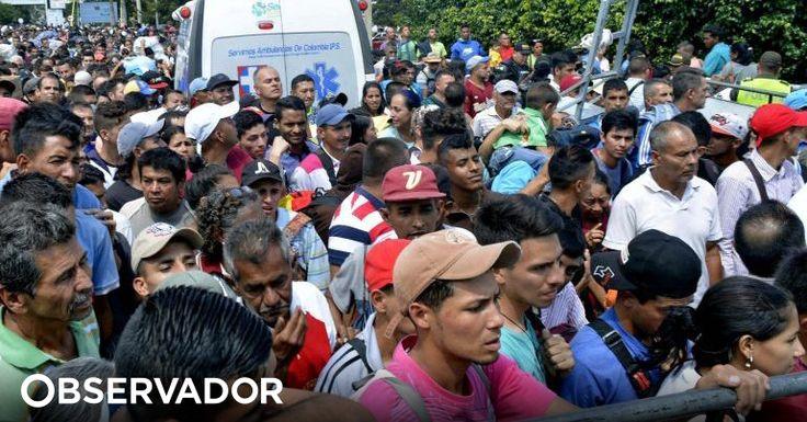 A Colômbia, a Venezuela e o Brasil mobilizaram tropas para as fronteiras comuns para cumprir funções de segurança fronteiriça. O objetivo é controlar a entrada de venezuelanos que fogem do país. http://observador.pt/2018/02/12/colombia-venezuela-e-brasil-mobilizam-tropas-para-as-fronteiras-comuns/