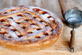 In de keuken: Abrikozen linzenvlaai