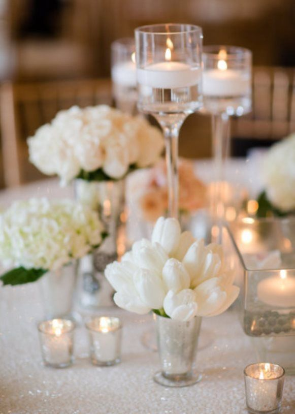 1000 Images About Stemmed Candle Holders Inspiration On Pinterest Tall Centerpiece Floating