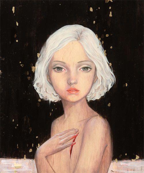 Saúde e Bem-Estar: juventude permanente. Desenhos e pinturas da artista plástica Helice Wen. San Francisco.