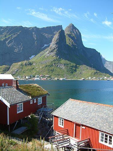 Norway - Reine Rorbuer - Lofoten