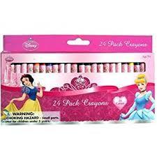 """Résultat de recherche d'images pour """"crayons en cire disney princesse"""""""