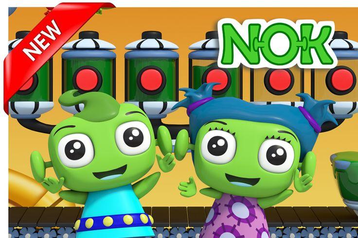 Aprender a Leer con NOK-SILABAS. La forma interactiva y entretenida de juntar las sílabas para formar palabras.