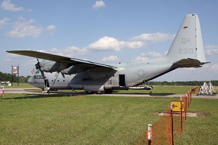 Tuscaloosa Air Show U.S. Marines Lockheed KC-130 #162310