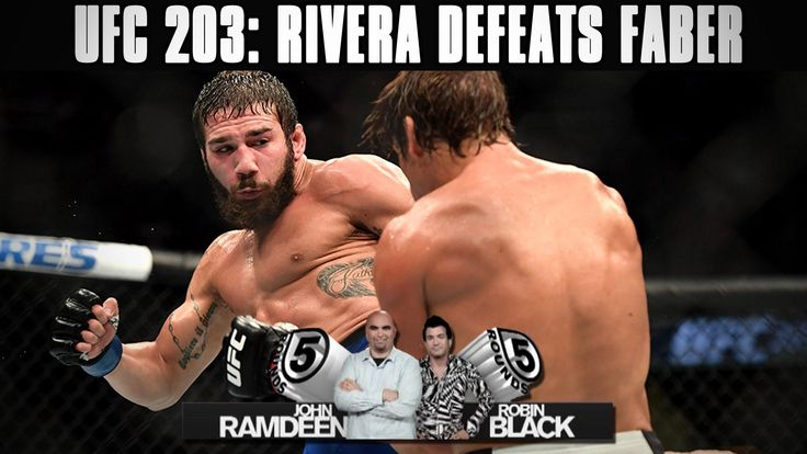awesome UFC 203 Wrap-up: Jimmie Rivera Takes Choice Over Urijah Faber on 5 Rounds