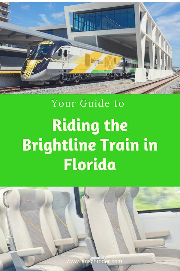 What You Need To Know About The Brightline Train Service In South