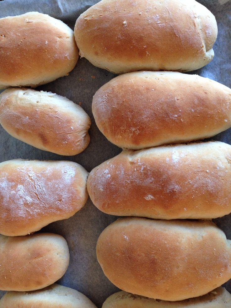 Hotdogbrød, Claus Meyers opskrift