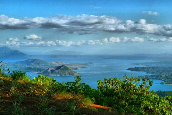 When you think of Cavite, you can't resist going to Tagaytay. This city of high altitude is one of the most famous tourist destinations in the country with a high number of visitors. When you are in this place, you will oversee the Taal Lake in Batangas which will give you an impression and idea of how beautiful the Philippines really is.