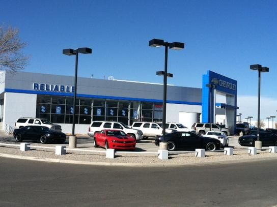 Reliable Chevrolet Albuquerque Nm 87114 Car Dealership And