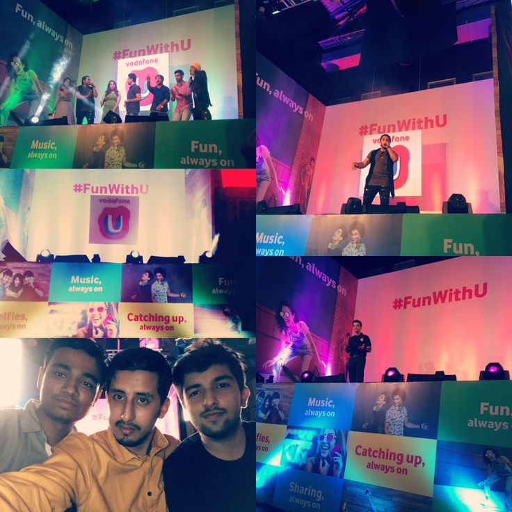 #FunWithU Vodafone India collaborates with Kanan Gill, Raftaar & TVF to offer unique content for Vodafone 'U' a first of its kind, lifestyle proposition ✌️ #Youtube #Fast #Rapper #Blog #Blogging #Event #TwinEvent #TwExplore #Vodafone #Music #Fun #Food #Foodie #Enjoyment #Coolness #Rockthestage #Dj