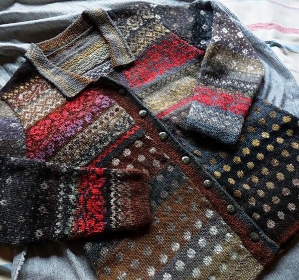 Fair Isle Knitting Kits Canada : Best images about fair isle and stranded on pinterest