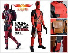 X-men Deadpool global battleframe Cosplay Disfraz xs-custom Tamaño