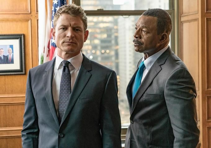 Chicago Justice - NBC - (TBD) - The fourth prong of NBC's Chicago franchise focuses on prosecutors in the State's Attorney's office. The cast includes Philip Winchester, Carl Weathers, Nazneen Contractor, Joelle Carter and Ryan-James Hatanaka.