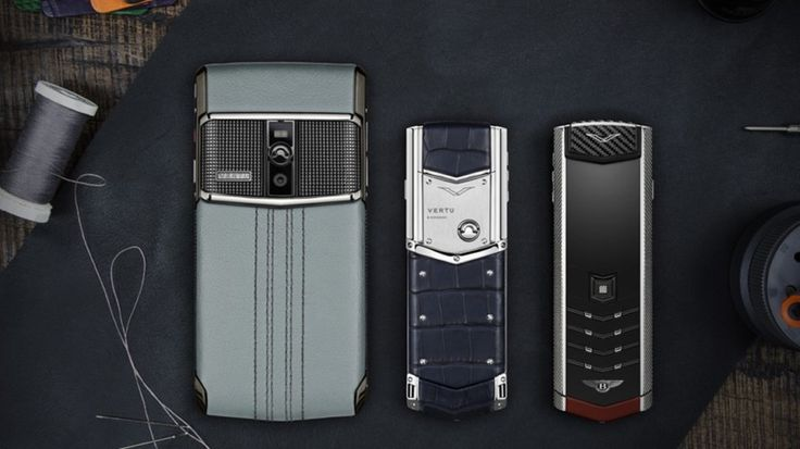 Drowning in debt British luxury smartphone maker Vertu calls it quits (for now)