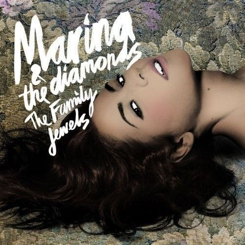 Bought! MARINA AND THE DIAMONDS - THE FAMILY JEWELS  VINYL LP