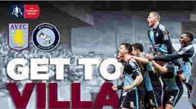 Tips Prediksi Skor Aston Villa vs Wycombe Wanderers 20 Januari 2016