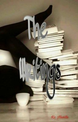 """I just published """"poem 19"""" of my story """"The Writings""""."""
