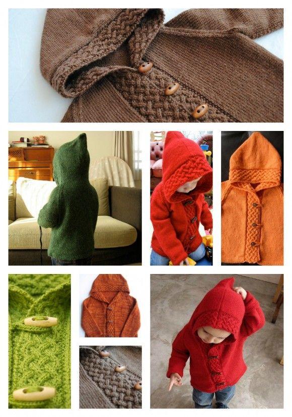 Best 386 Knitting children - Tricoté pour bébés et enfants ideas on ...