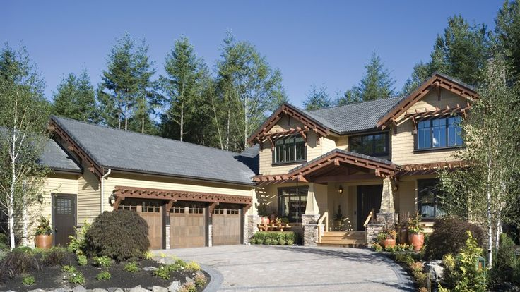 Featured in the 2007 Seattle Street of Dreams. Plan 2458 The Copper Falls is a 4372 SqFt Craftsman style home plan featuring Covered Patio, Formal Dining Room, Guest Suite, Mud Room , Office, Skylights, and Walk-In Pantry by Alan Mascord Design Associates. View our entire house plan collection on Houseplans.co.